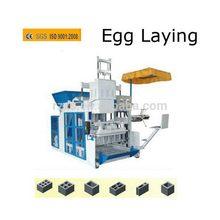QTM10-15 Economic unique common brick machine in myanmar