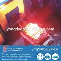 Advanced technology induction billet heater
