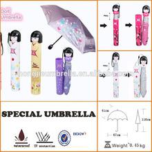 New arrival Rain sun windroof bottle cap umbrella for sale