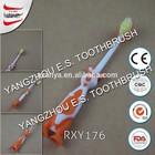 FDA child tooth brush/kid brushing teeth/travel toothbrush for kids