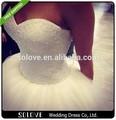 Real Photo cristal robe de bal Krikor Jabotian robe de mariée en turquie