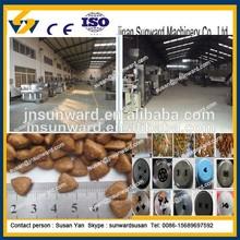 انخفاض سعر البسيطة الصين مصنع أغذية الحيوانات الأليفة ماكينةالكلب الغذاء بيليه آلة