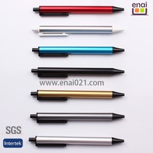 Eco friendly and recycled souvenir metal promotion and gift pen with unque designs