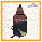 Best quality special pu waterproof backpack bag