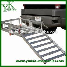 Aluminum Caro Carrier, Hitch Cargo Carrier For Car