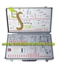 Basic PLC Trainer Vocational Training Equipment Electrical Workbench Technical Training Equipment