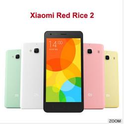 Hot sale xiaomi redmi2 1GB+8GB Fdd-Lte Phone 8.0MP camera Quad Core 1280*720P dropshipping
