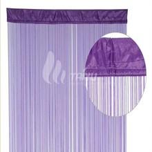 Lavender european style window curtains design