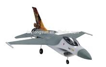Good Sale 105CM Big 2.4G 8Channel RC Brushless Aeroplane F16 RC Jet