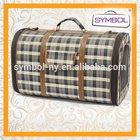 Super quality branded dog travel bag