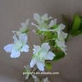 """56"""" seco de alta calidad ramas de los árboles, blanco pera artificial flor rama, blanco decorativo rama de un árbol"""