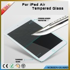 Delivery fast Axidi tempered glass screen protector clear for ipad air