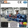 gránulos de plástico primas máquina material