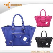 Fashion Woman Lady Classic PU Tote Bag leather Handbag