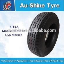 good quality mobile home tires 8-14.5 USA market