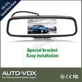 سعر المصنع مرآة الرؤية الخلفية مع مراقب مرآة الرؤية الخلفية