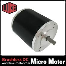 80mm Diameter High Power BLDC Motor