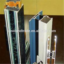 hot sale aluminium extrusion profile aluminum rail for sliding door wardrobe