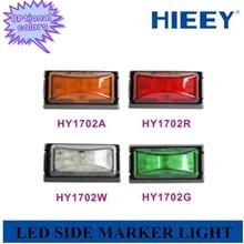 New item led side maker light truck cheap price led marker side light with E-MARK approval