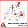 Profesional de la minería de rescate accidente trípode sj-500/202-a