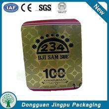 packaging tinplate classics tin box