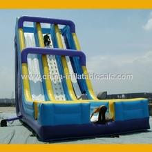 Amusement Park Equipment Inflatable Toboggan Slide
