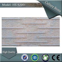 HS-SJ001 natural crystilline square culture stone decoration