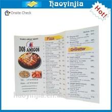 Fast Delivery samples leaflet