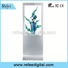 32/42/55/65/Floor Standing portable full hd media ad player 1080p top quality supermarket/shopping mall/stores/station