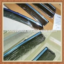 hight quality door visor window deflector window visor for renault koleos