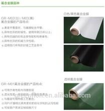 Greenflon solar panel film