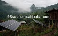 200w folding small solar panel