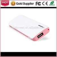 external ultra slim power bank portable battery charger