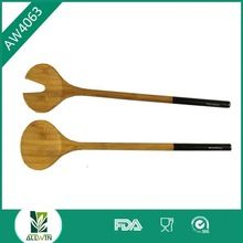 Food garde material best sale wooden spoon and fox
