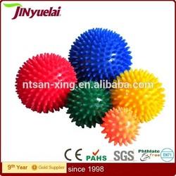 fitness massage gym ball small rubber body massage ball roller ball massager