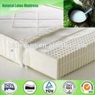 100% natural latex foam mattress