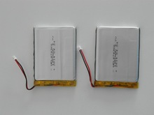 smart lithium polymer battery 1300mAh 3.7vfor point reading pen, MP3 / MP4/PDA/ medical devices/e-book/GPS/PMP/MID