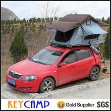 Stylish 4wd canvas fabric folding camper trailer tent