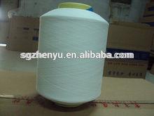 Covered lycra spandex yarn in spandex and rayon bandage dress bd 3009 knitting yarn
