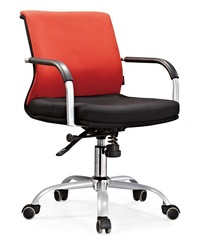 Hot selling swivel office chair fabric office chair with comfortable seat