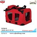 Anji kaifeng dobrável caixa do cão, transportadora para animais de estimação, sacos de estimação