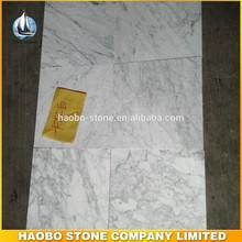 Best Selling Italian Bianco Carrara Marble m2 Price