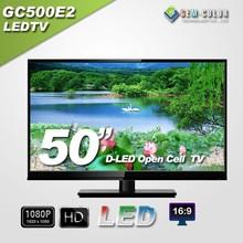 "50"" Superior 1080 P LED TV"
