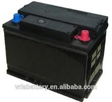 High quality N60 MF 12V60AH 55D26R maintenance free auto car battery cover