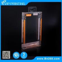 2015 plastic packaging design mobile phone box