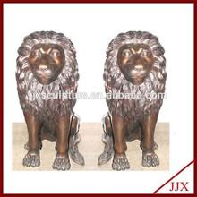 Garden Decor Antique Bronze Lion