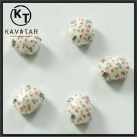 High quality acrylic rhinestones sew on from china