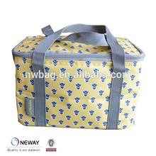Newway China Factory Quality Japanese Market Aluminum Cooler Bag Thermal Bag/Beach Beer Cooler Bag/Reusable Aluminum Foil Bag