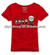 fashion organic cotton baby t-shirt