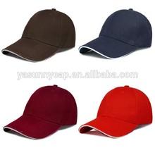 Promotional manufacturer custom baseball caps hats wholesale